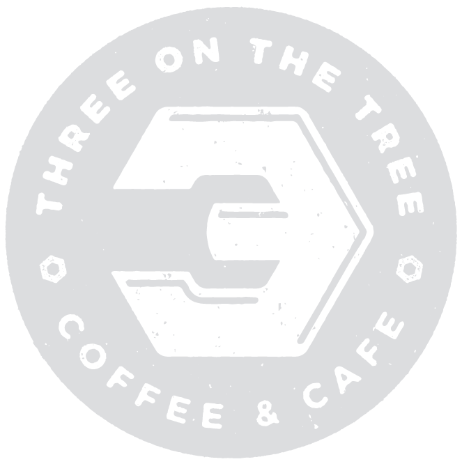 3 on the Tree Logo