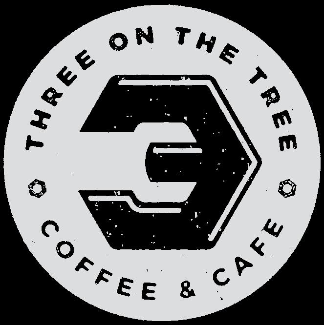 3 on the Tree Logo